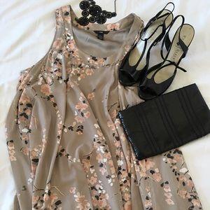 H&M Floral dress.  Size 12
